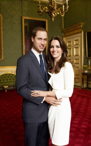 Mariage du prince William et de Kate Middleton