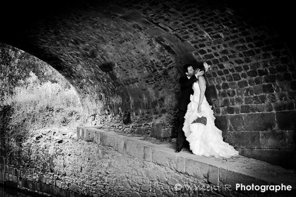 Photographie de mariage par Vincent Rousseau