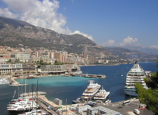 Bienvenue à Monaco