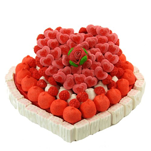 Candy-mail.com : bouquets et gâteaux en bonbons