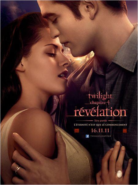 Cinéma : sortie en salle de Twilight - Chapitre 4 : Révélation 1ère partie