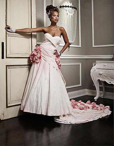 Des robes de mariée... insolites !