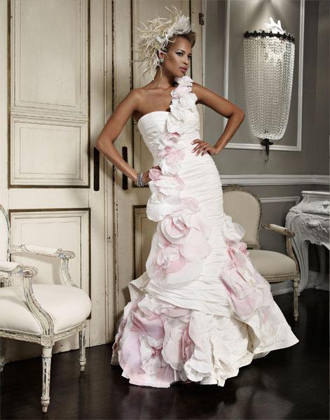 Des robes de mariée insolites !