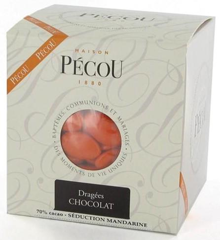 Dragées au chocolat
