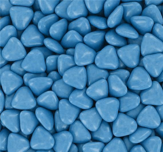 Dragées mini-coeur au chocolat