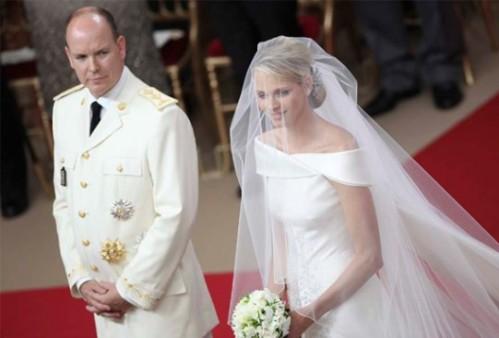 Les mariages les plus marquants de l'année : Charlène et Albert de Monaco