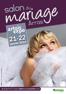 21 et 22 janvier : Salon du mariage d'Arras