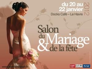 20, 21 et 22 janvier : Salon du mariage et de la fête du Havre