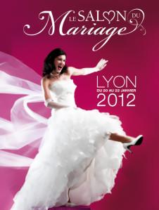 20, 21 et 22 janvier : Salon du mariage de Lyon