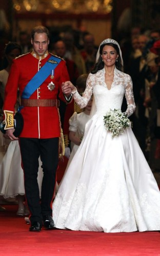Les mariages les plus marquants de l'année : Kate et le Prince William