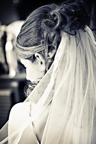 Les photos à ne pas oublier : tenue de la mariée