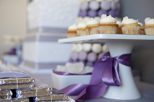 Idée de thème de mariage : la gourmandise
