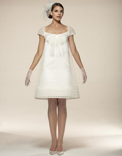 Des robes de mariée Babydoll