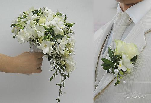 Bouquet rond ou en cascade ?
