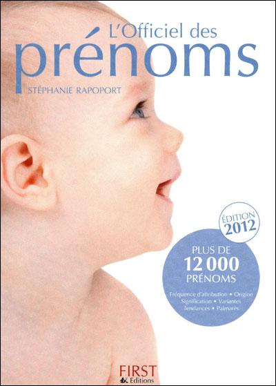 Les prénoms tendance en 2012 (partie 2)
