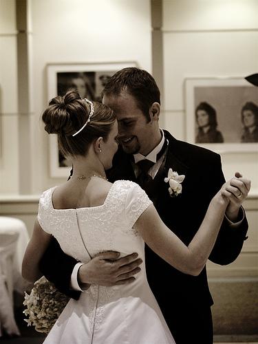 L'ouverture de bal de votre mariage : la valse