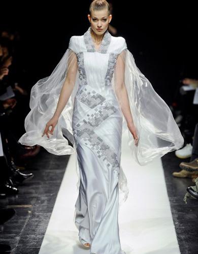 Les nouvelles robes de mariées haute couture - Maxime Simoens