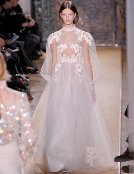 Les nouvelles robes de mariées haute couture - Valentino