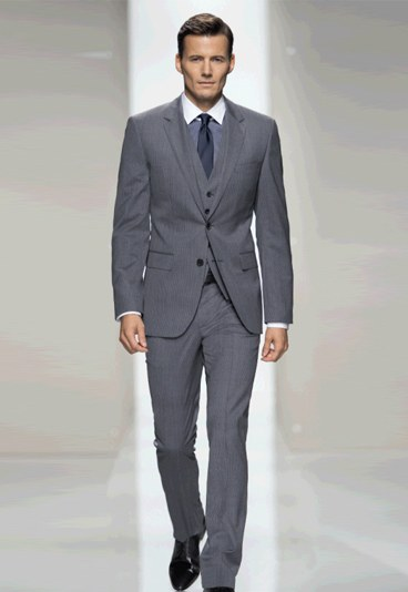 costume de marié - hugo boss