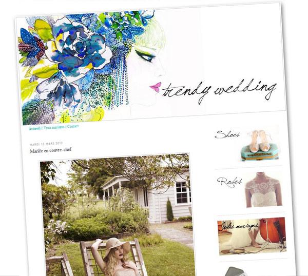 Blog Trendy Wedding