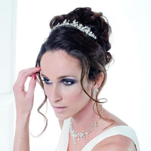 Accessoires de coiffures de mariée : les diadèmes