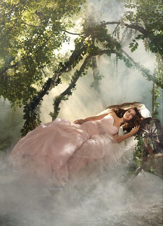 Robe de mariée - La Belle au Bois Dormant