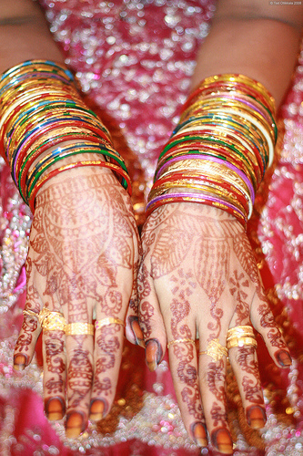 Mariage musulman : la cérémonie du hénné