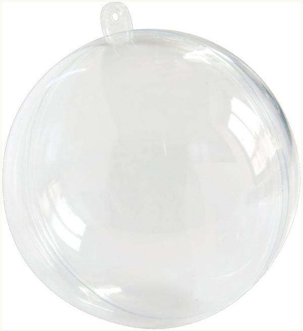 Boules en plexiglas 10cm