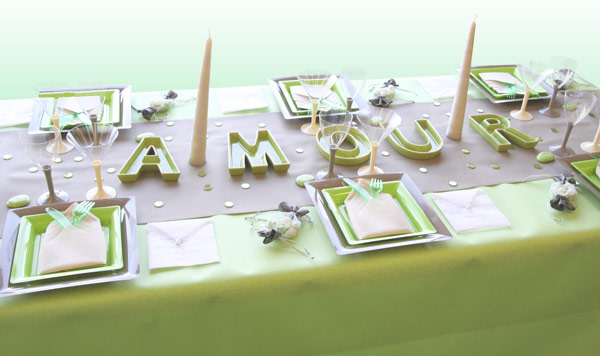 table-amour-vert-anis-taupe 8427