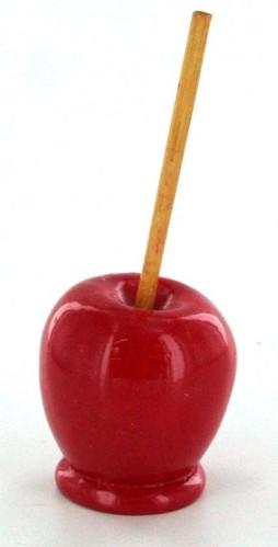Décoration pomme d'amour