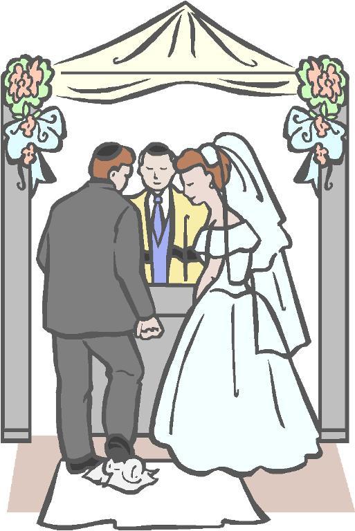 Coutume dans le mariage juif : écraser un verre