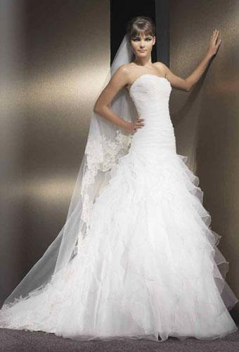 10 robes de mariée à moins de 1 000 €