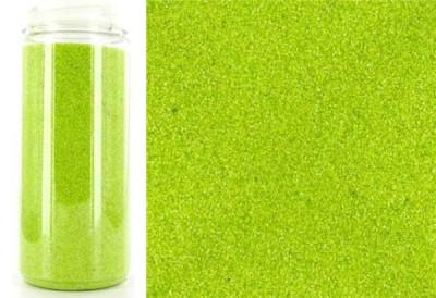 Sable décoratif, vert anis