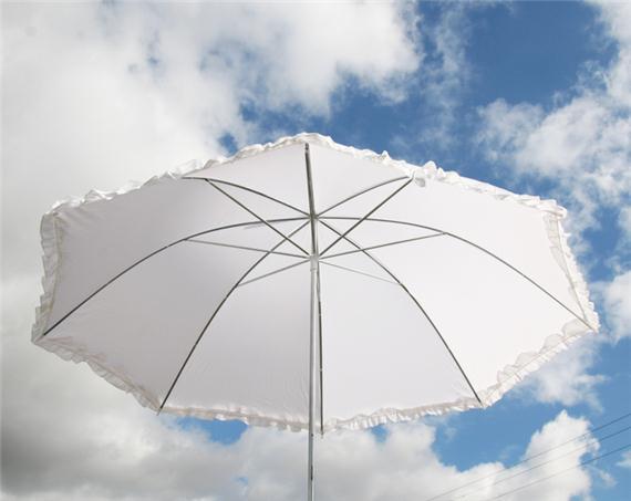 Connaissez-vous nos ombrelles de mariés ?