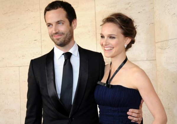 Le mariage secret de Natalie Portman
