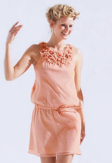 Robe demoiselle d'honneur, pastel
