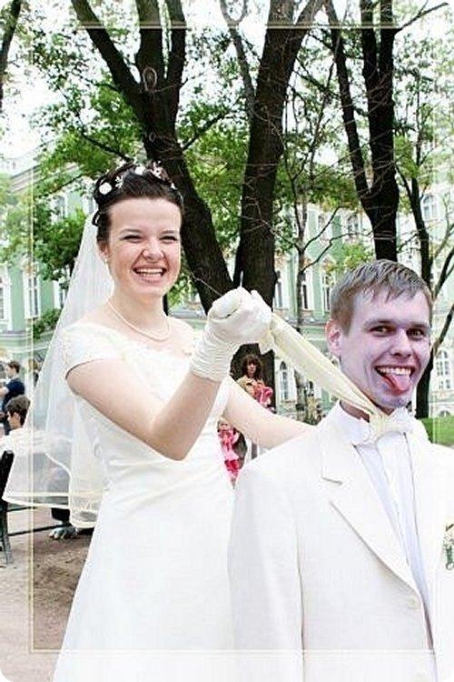 Quelques photos de couples... à éviter !