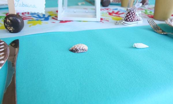 Décoration de table pour enfants