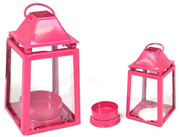 Découvrez nos lanternes en métal !