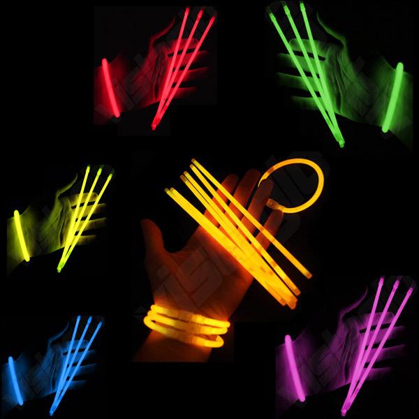 Bracelets lumineux : du nouveau !