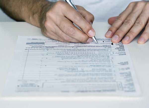 Mariage et impôts