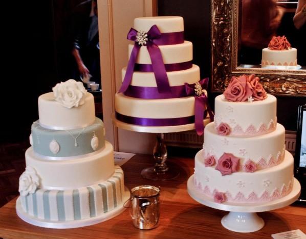 Les délicieuses créations de The Custom Cake Shop