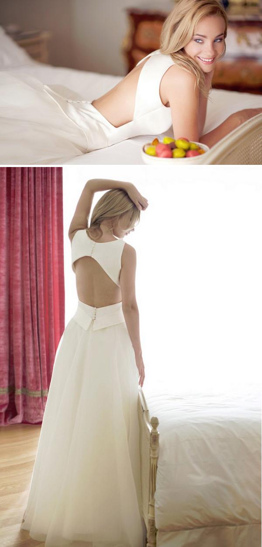 Des robes de mariées signées Alagama