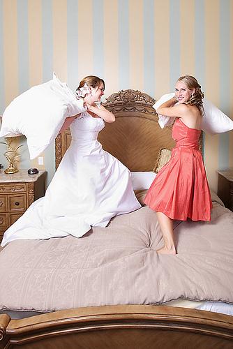 Quelle robe pour vos demoiselles d'honneur