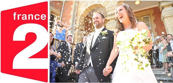 Une émission sur le mariage en préparation sur France 2