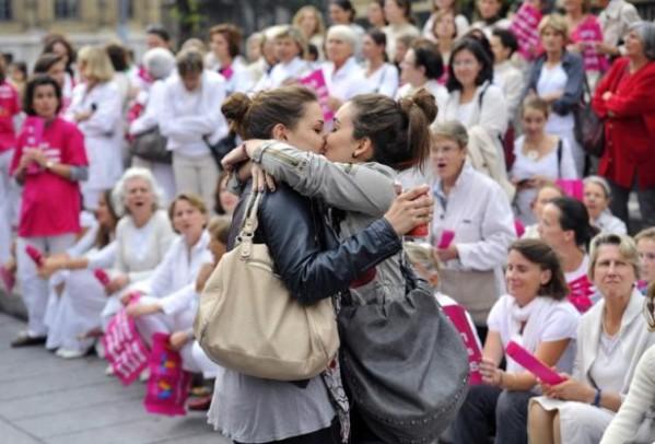 Mariage pour tous : l'Assemblée a voté le projet de loi