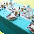 Décoration de table Entre terre et mer (version enfants)