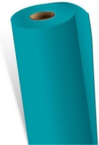 1 Rouleau de nappe Gala turquoise, 1.20 x 25m