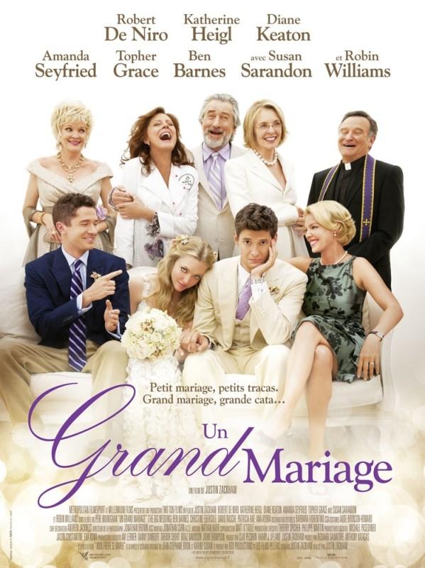 Cinéma-riage : Un grand mariage
