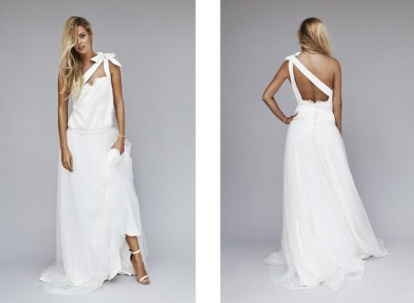 Collection de robe de mariée de Rime Arodaky, modèle april